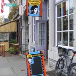Old Version with sandwich board