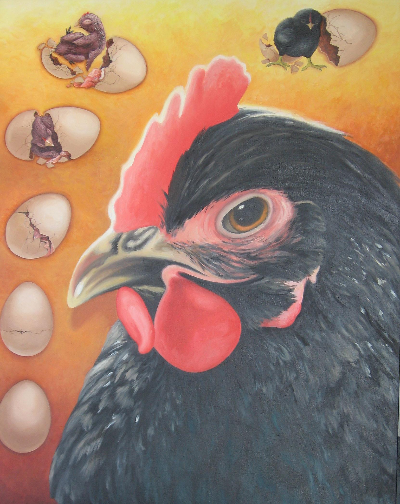 Austalorpe Hen