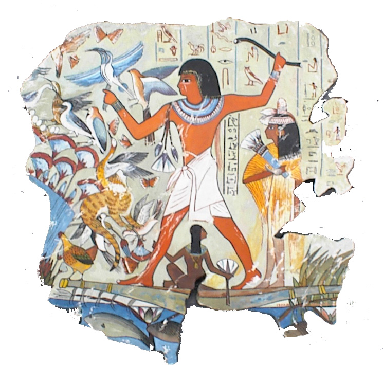 Tomb of Nebamun Fresco